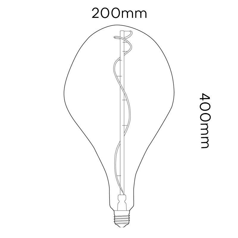 Tala Voronoi Iii Lamp Line Drawing