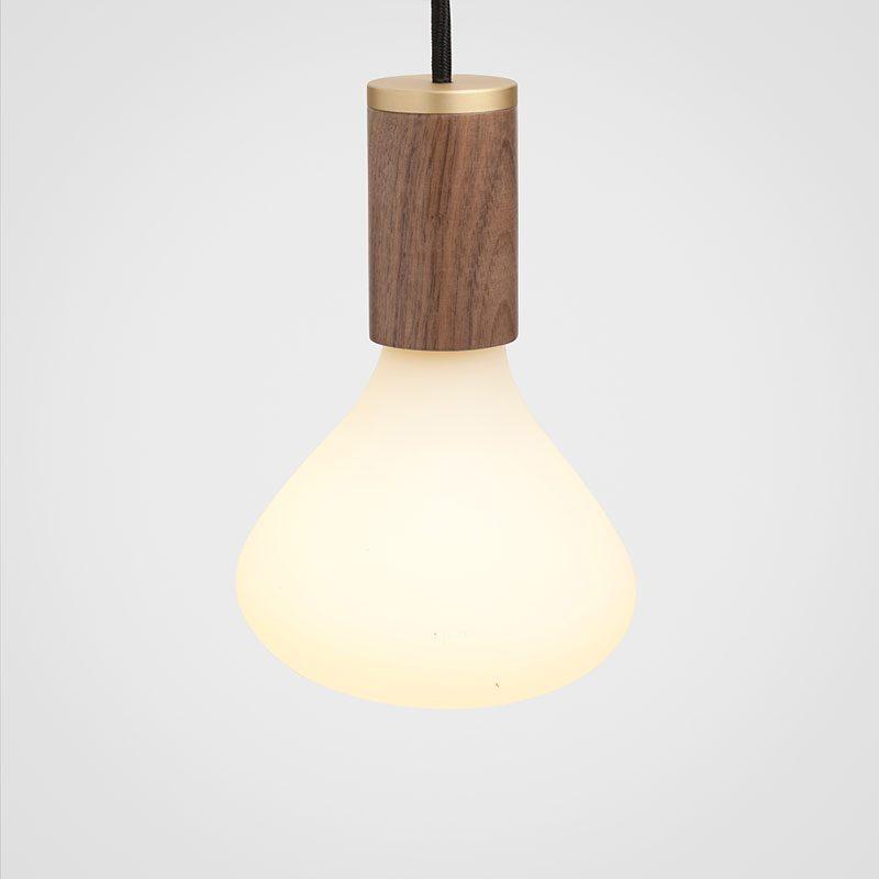 Tala Noma Pendant Light Walnut C