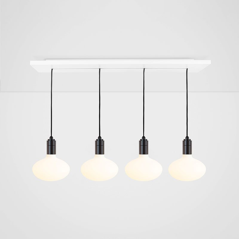 Tala Oval Pendant Light Graphite