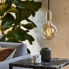 Tala Pendant Light Brass C