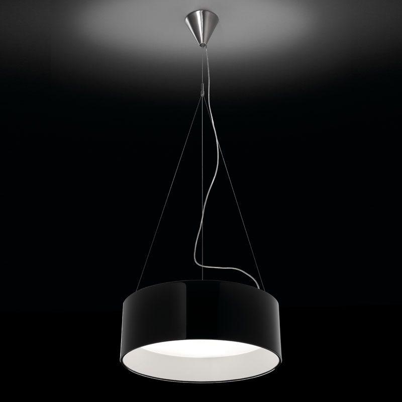 Bover Lighting Cala Pendant Black