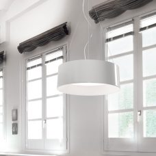 Bover Lighting Cala Led Pendant White B