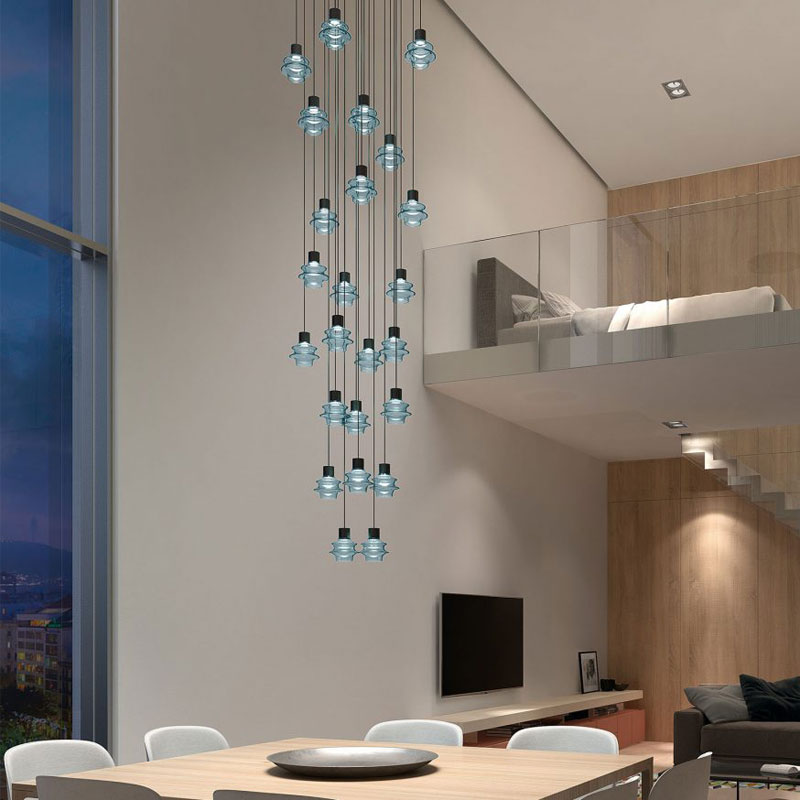 Bover Lighting Dripdrop 24l Pendant Light B