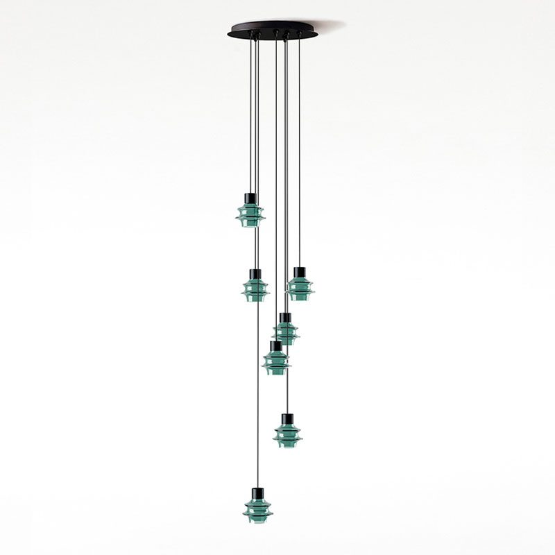 Bover Lighting Dripdrop 7l Pendant