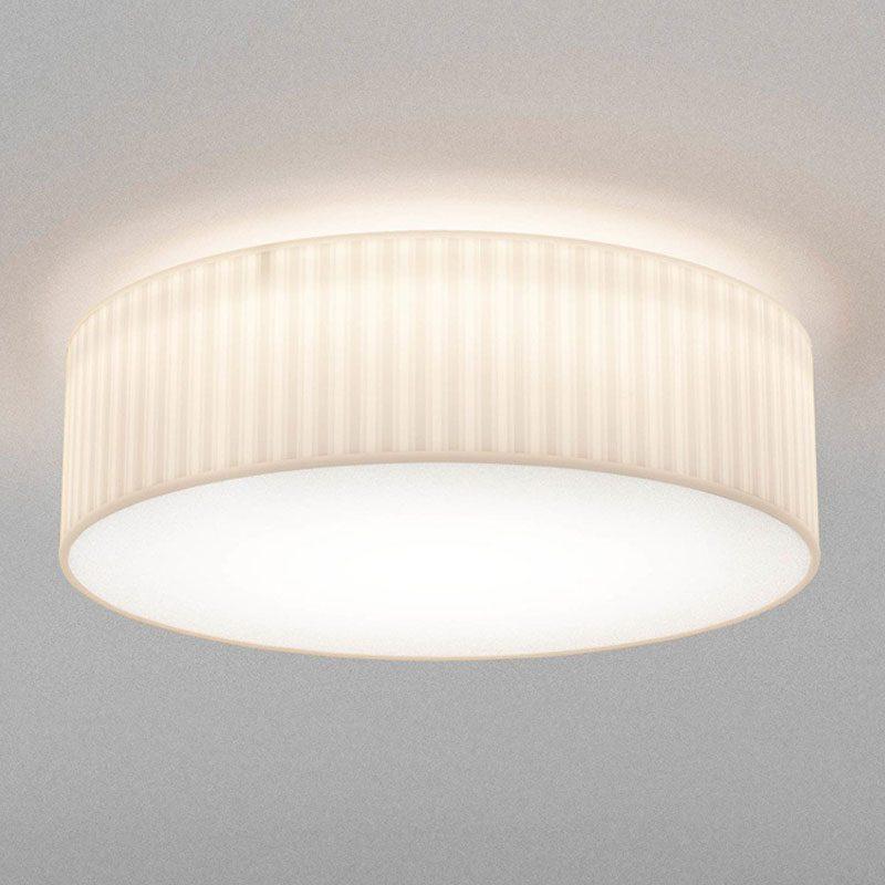 Astro Cambria 580 Pleated Light White Fabric