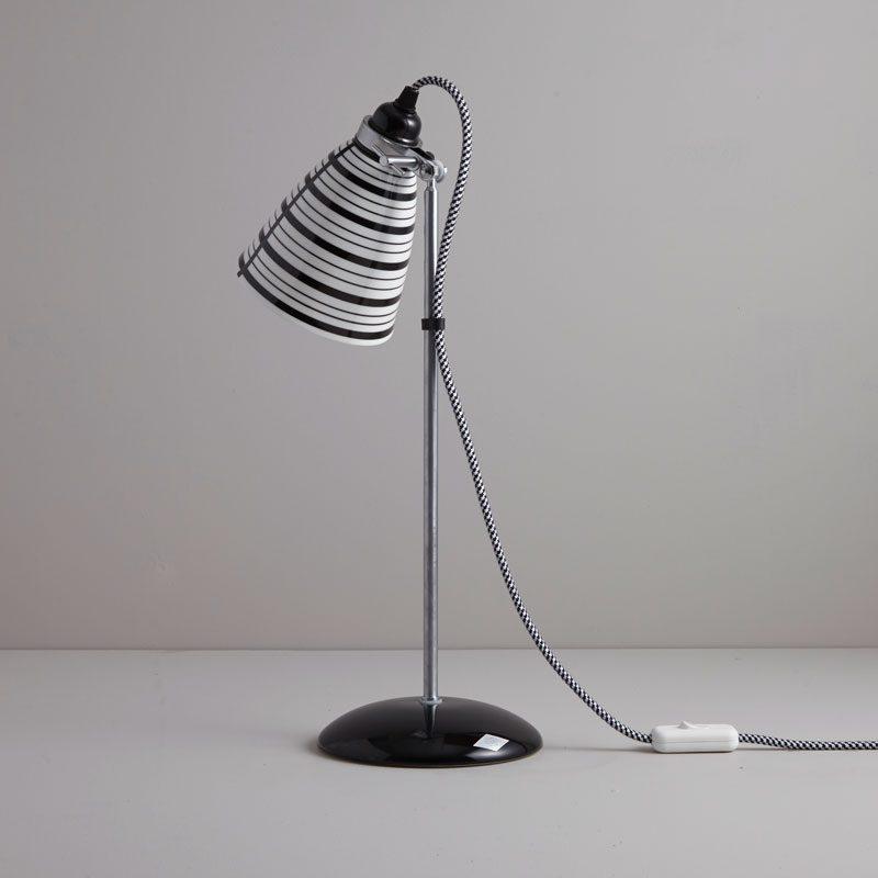 Original Btc Circle Line Medium Table Lamp Black B Off