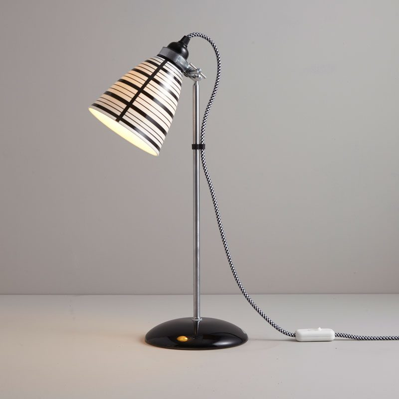 Original Btc Circle Line Medium Table Lamp Black