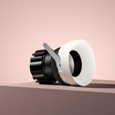 Orluna Jade Adjustable Downlight White B