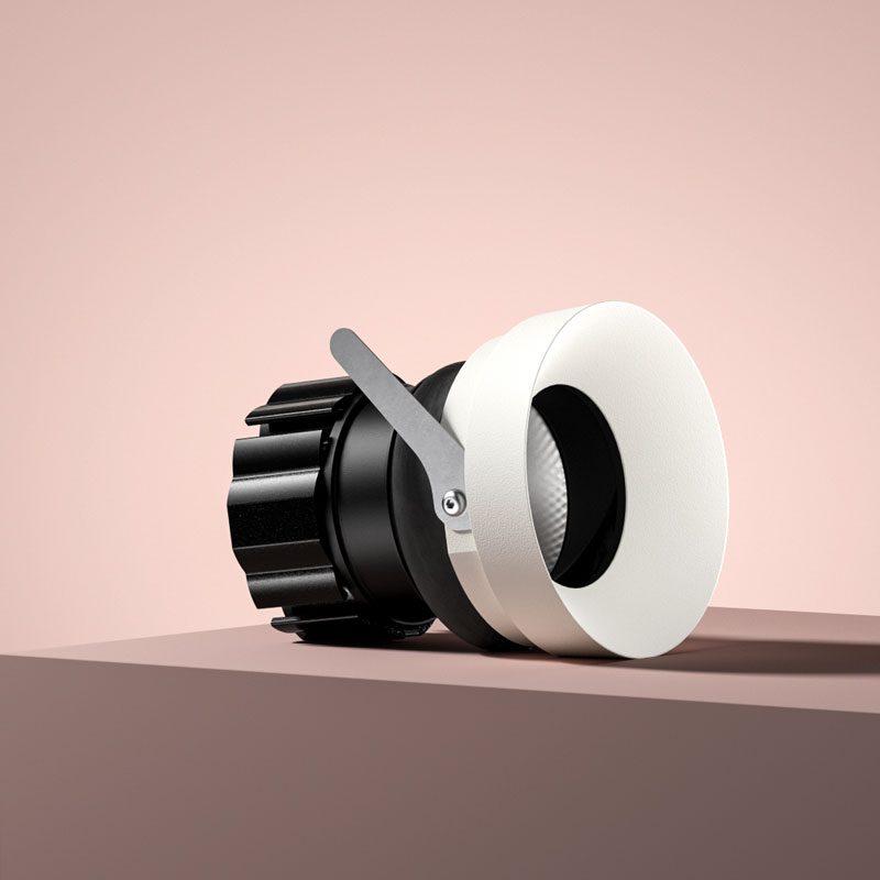Orluna Jade Adjustable Downlight White B