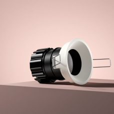 Orluna Suri Fixed Downlight White B