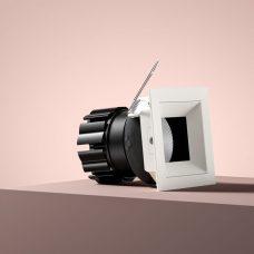 Orluna Riva Adjustable Downlight White C