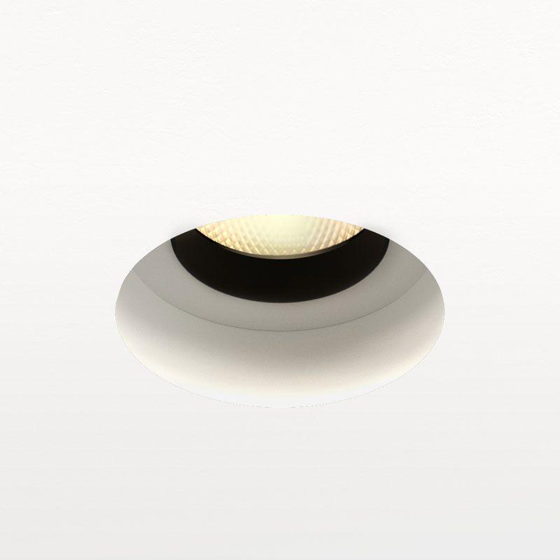 Orluna Tiyo Fixed Rotate Downlight White C
