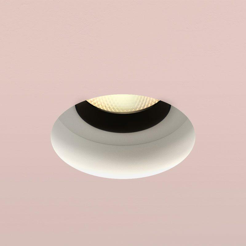 Orluna Tiyo Fixed Rotate Downlight White