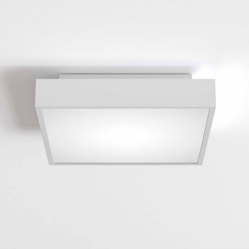 Astro Taketa 400 Led Ceiling Light Matt White
