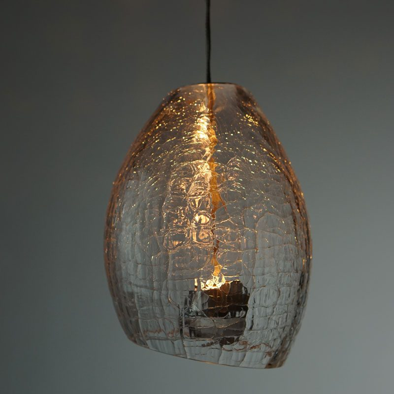 Jonathan Coles Veil Pendant Light Clear