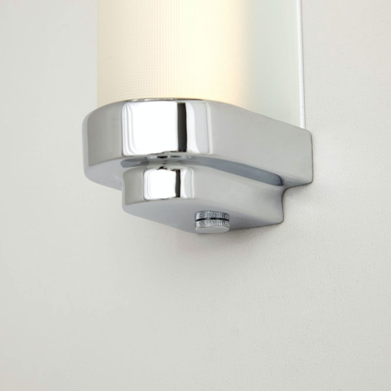 Davey Lighting Cabin 60 Led Wall Light Chrome Plated C