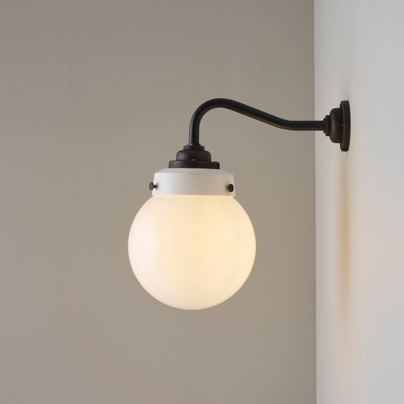 Davey Lighting Hampton Wall Light B On