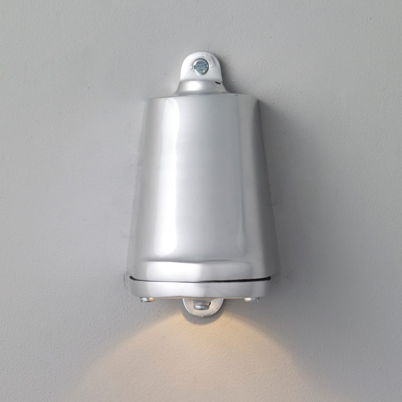 Davey Lighting Mast 0751 Wall Light Anodised Aluminium C