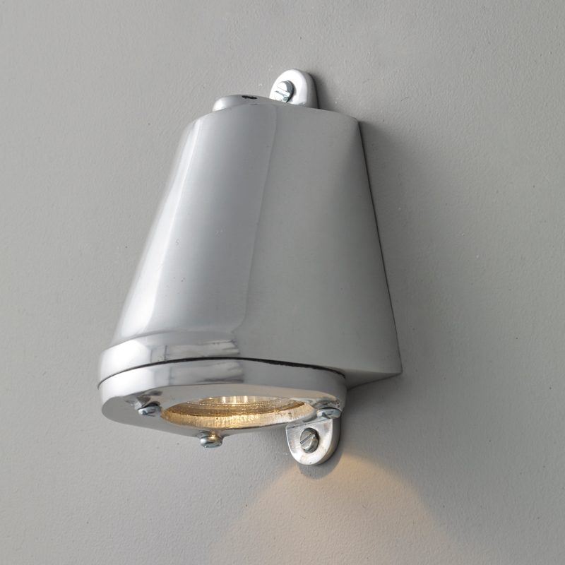 Davey Lighting Mast 0751 Wall Light Anodised Aluminium