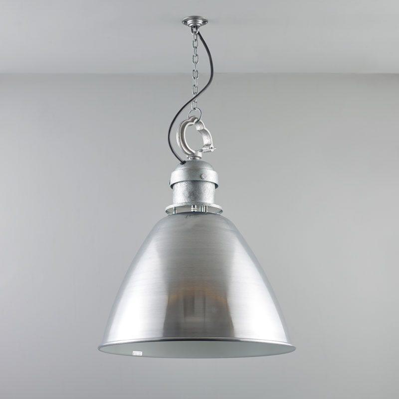 Davey Lighting 7380 Medium Pendant Light Aluminium Off