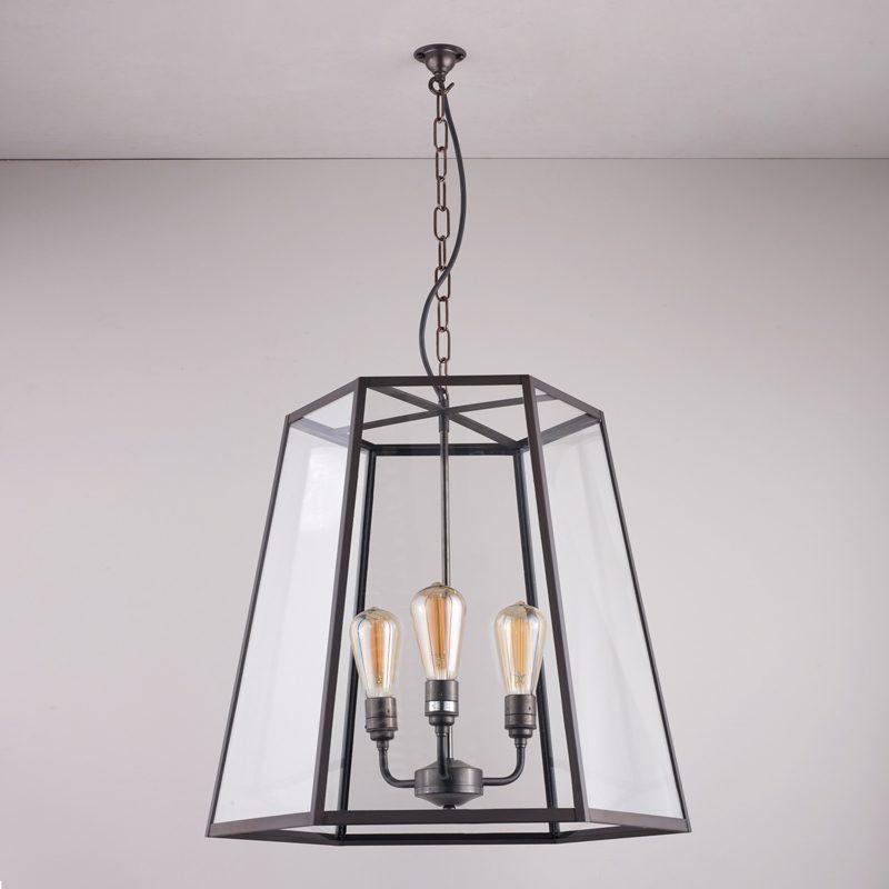 Davey Lighting Hex Xl Pendant Light B