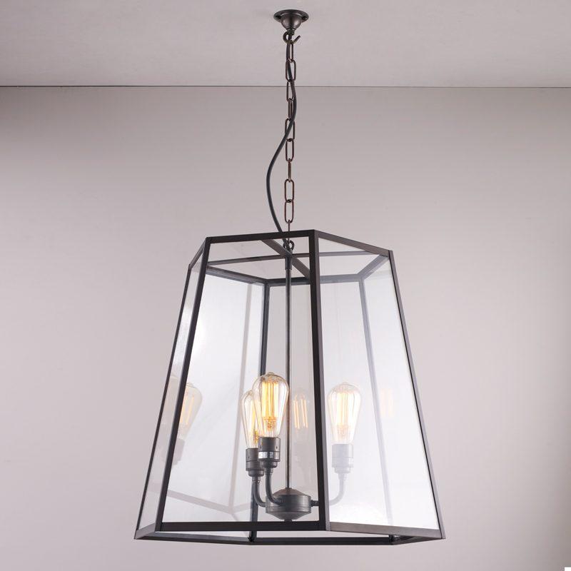 Davey Lighting Hex Xl Pendant Light C