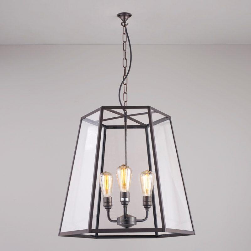 Davey Lighting Hex Xl Pendant Light