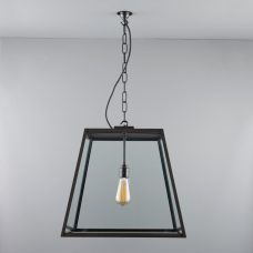 Davey Lighting Quad Large Ip Pendant Light Weathered Brass B