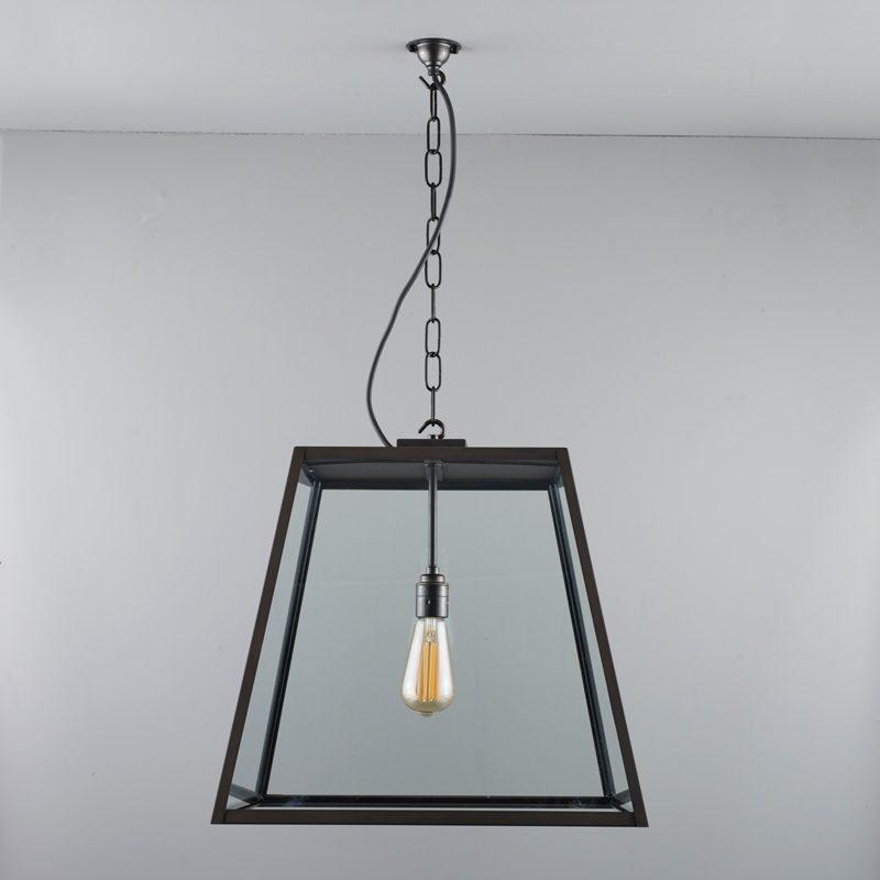Davey Lighting Quad Large Ip Pendant Light Weathered Brass B