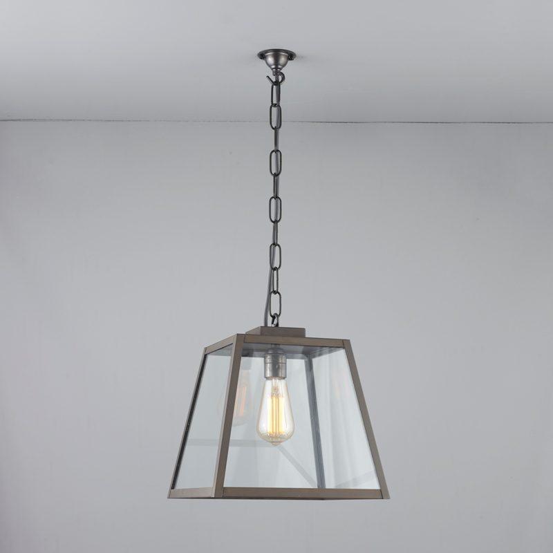 Davey Lighting Quad Medium Ip Pendant Light Weathered Brass C