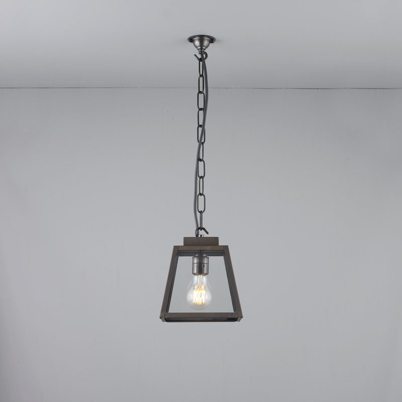 Davey Lighting Quad Small Ip Pendant Light Weathered Brass B