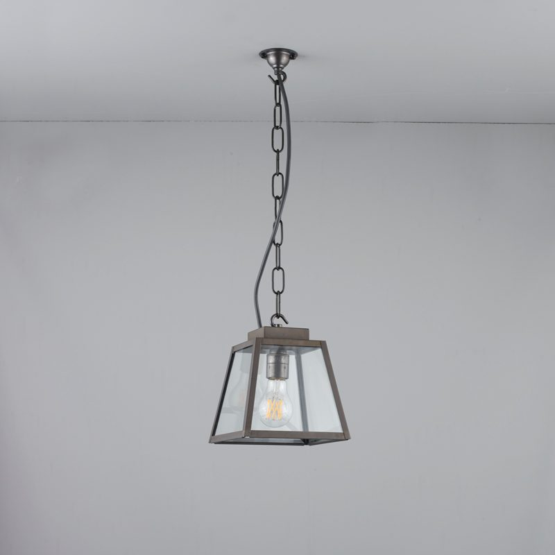 Davey Lighting Quad Small Ip Pendant Light Weathered Brass C
