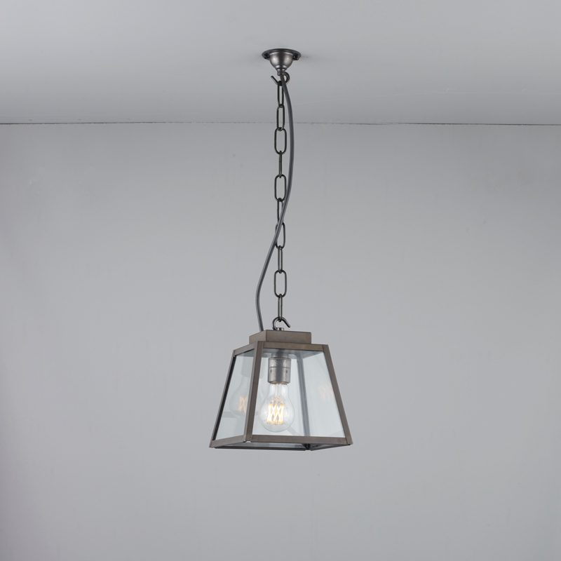 Davey Lighting Quad Small Ip Pendant Light Weathered Brass E