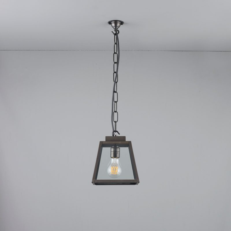 Davey Lighting Quad Small Ip Pendant Light Weathered Brass
