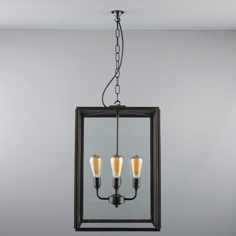 Davey Lighting Square Xl Ip Pendant Light C