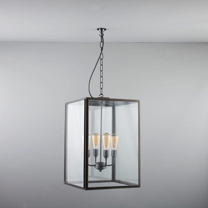 Davey Lighting Square Xl Ip Pendant Light D