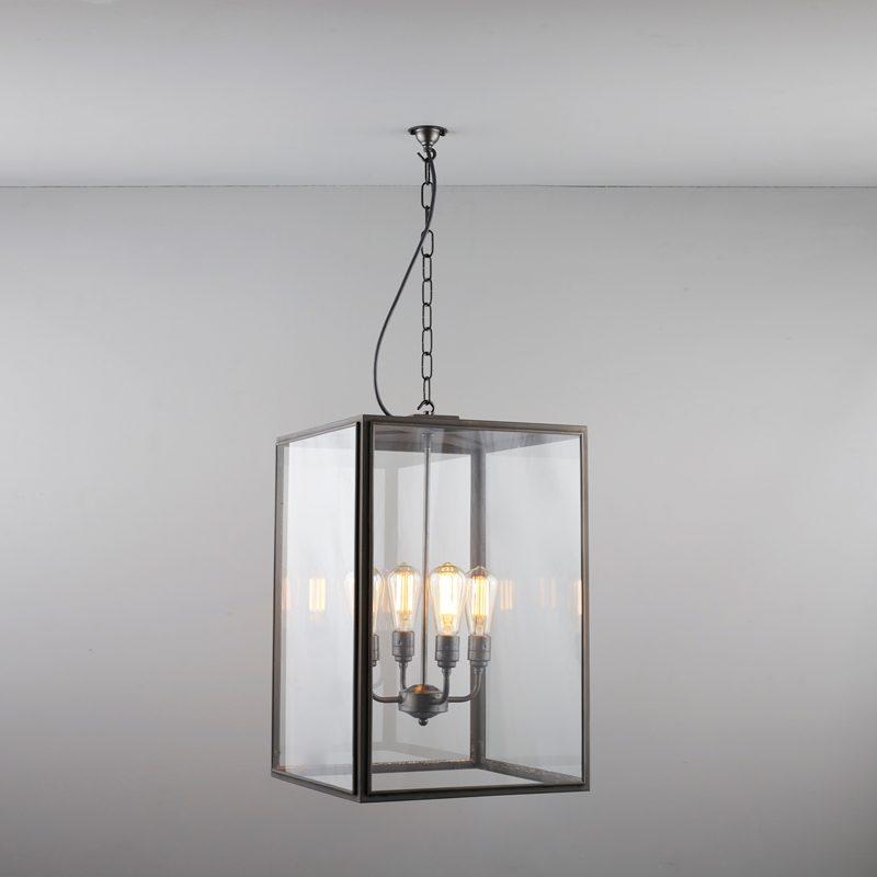 Davey Lighting Square Xl Ip Pendant Light E