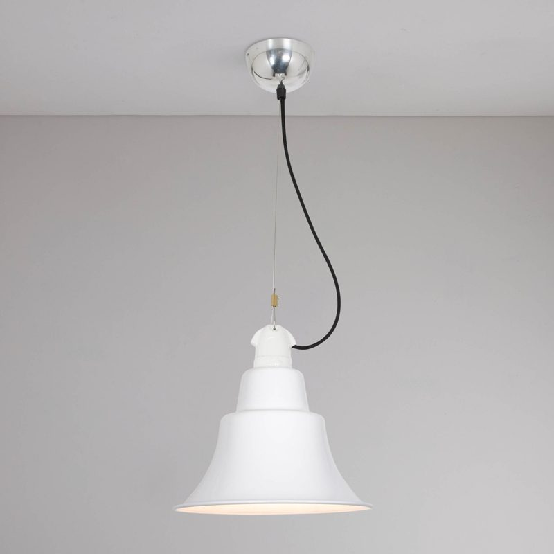 Davey Lighting Zoe Pendant Light White