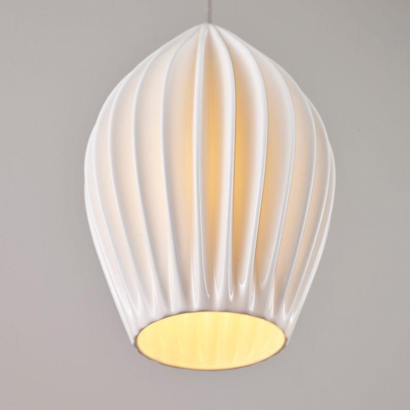 Original Btc Fin Large Pendant Light B On