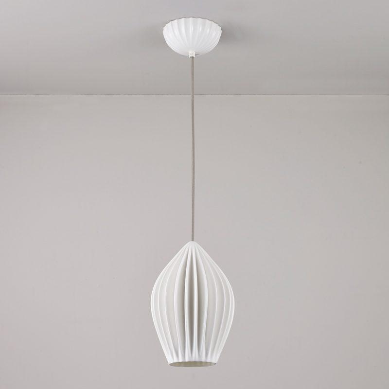 Original Btc Fin Large Pendant Light Off