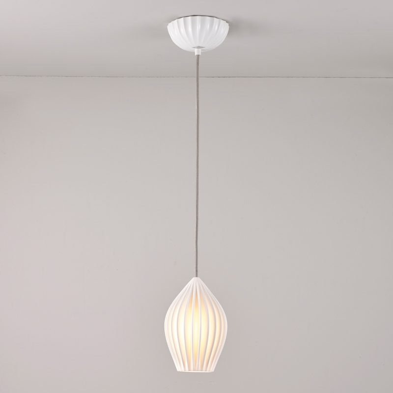 Original Btc Fin Medium Pendant Light