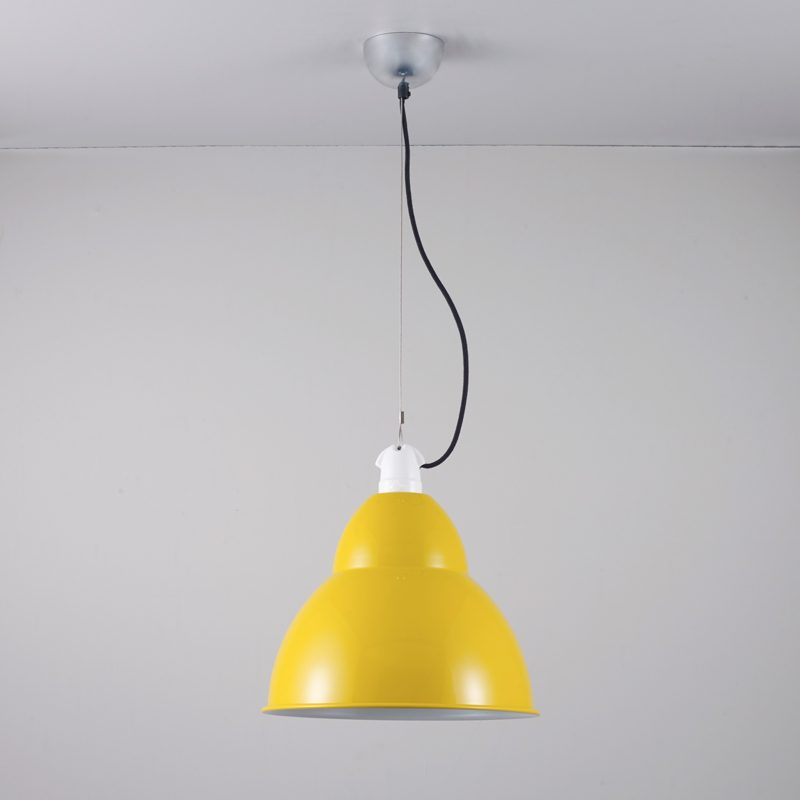 Original Btc Bb1 Pendant Lamp Yellow Off