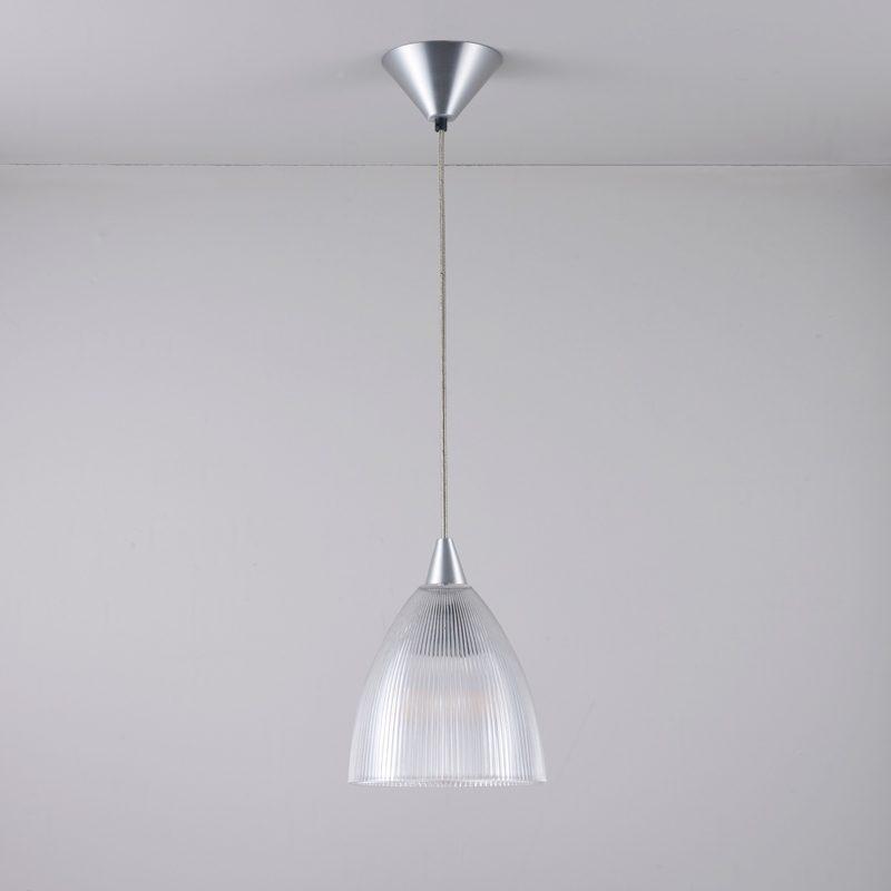 Original Btc Prismatic Large Pendant Light Off