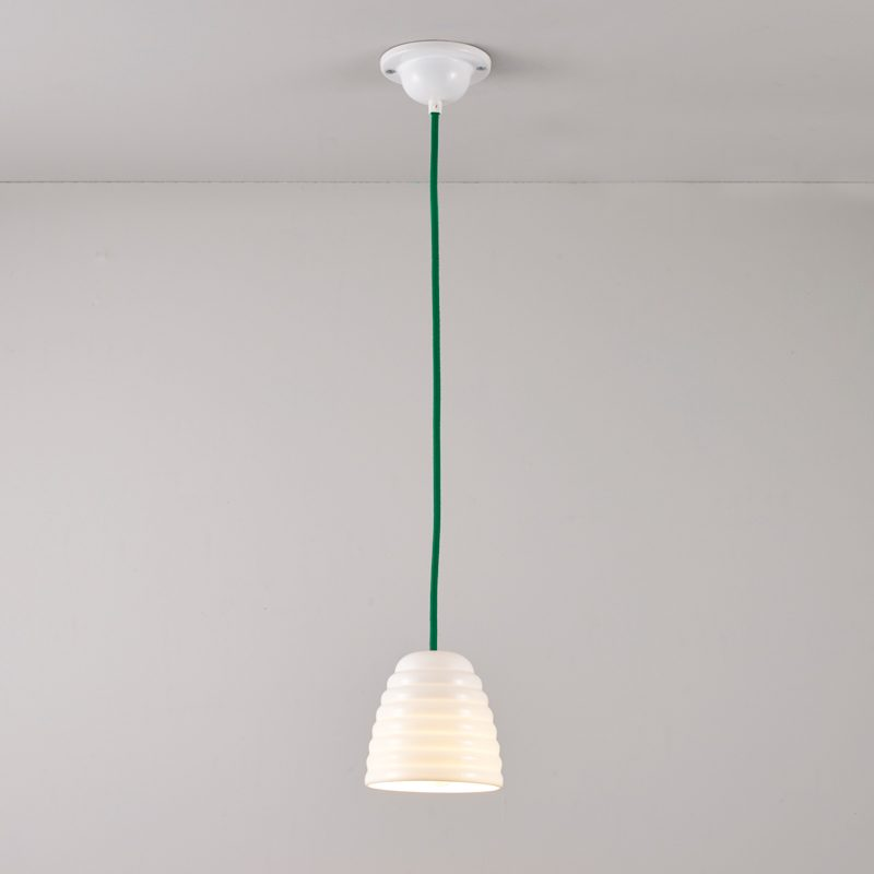 Original Btc Hector Bibendum 1 Pendant Light Green