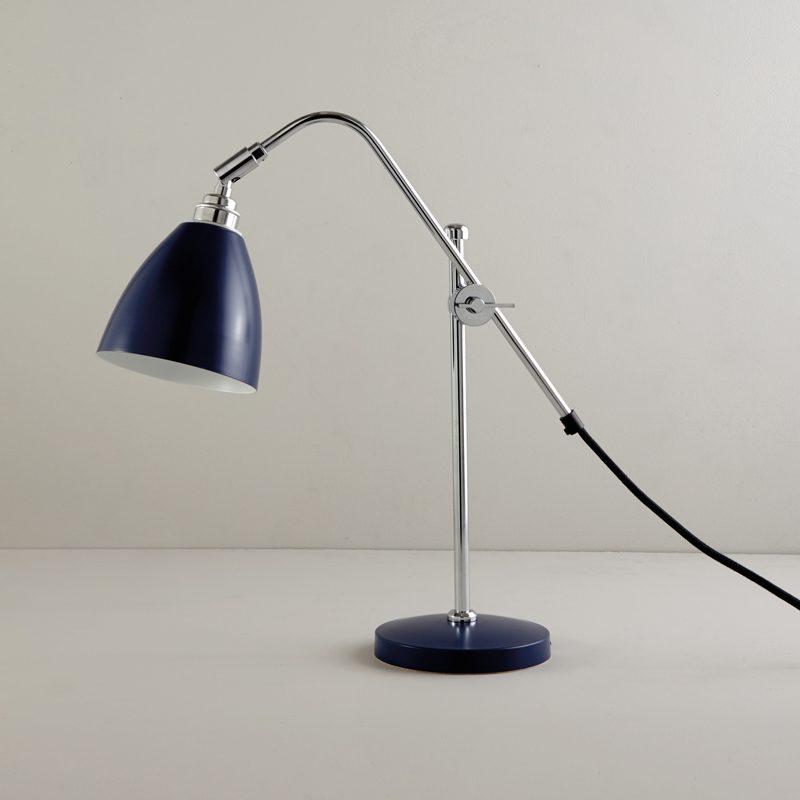 Original Btc Task Small Table Lamp Blue
