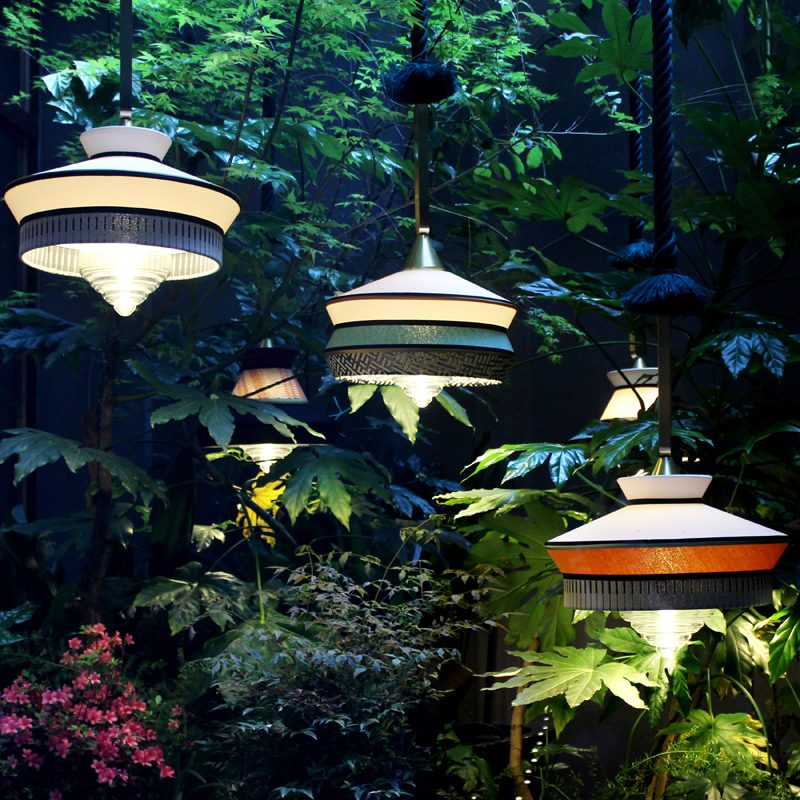 Contardi Calypso Antigua Outdoor Pendant Light Ls 1