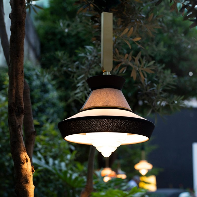 Contardi Calypso Antigua Outdoor Pendant Light Ls 5