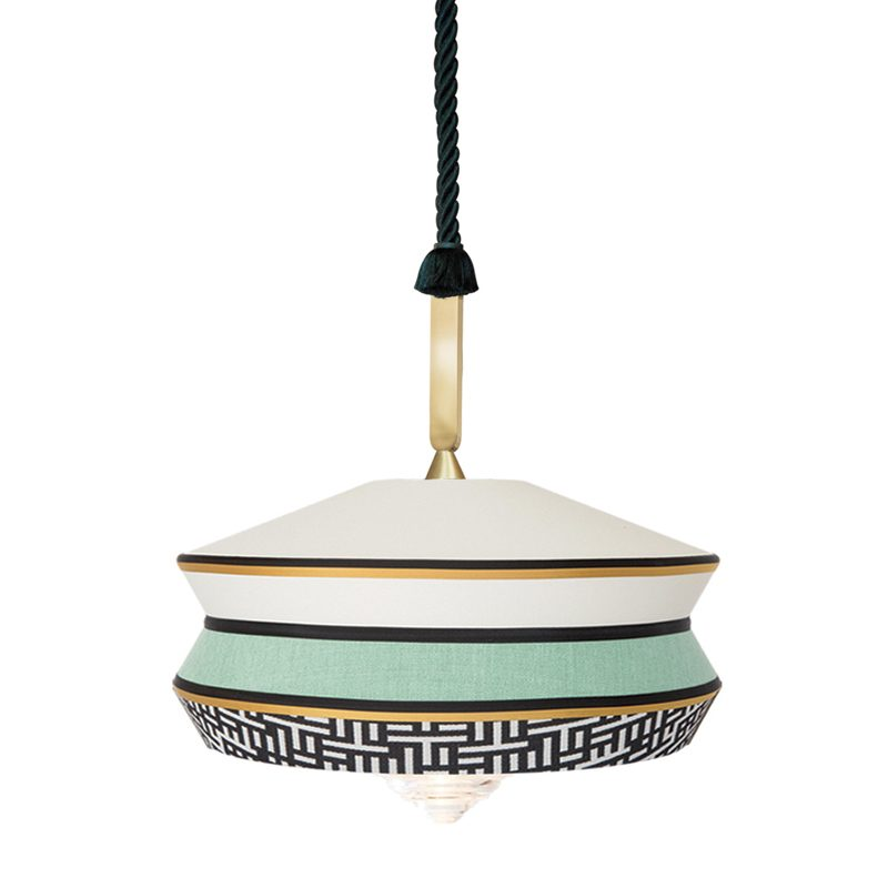 Contardi Calypso Antigua Xl Outdoor Pendant Light Mint