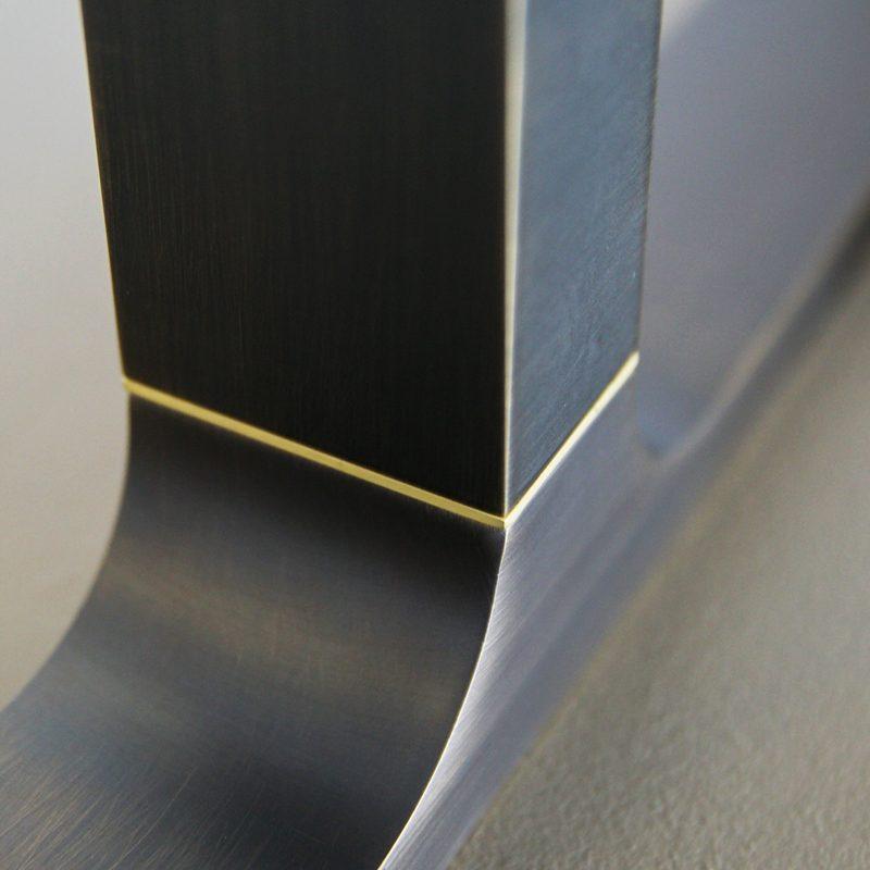 Contardi Beam Table Lamp Satin Bronze F