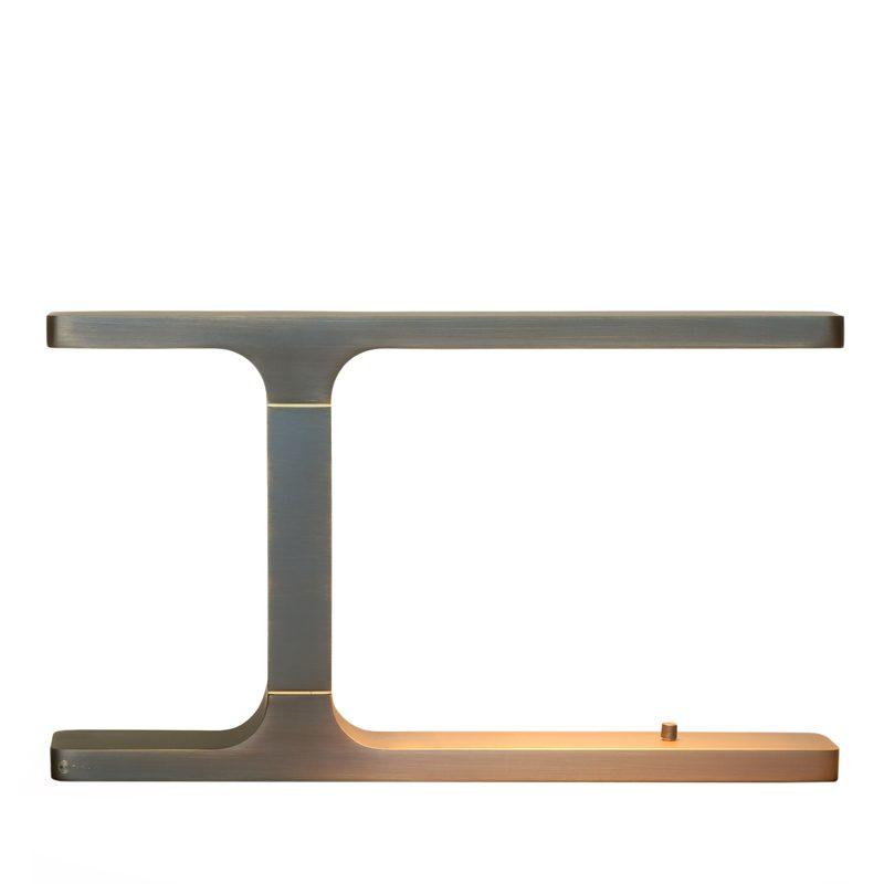 Contardi Beam Table Lamp Satin Bronze